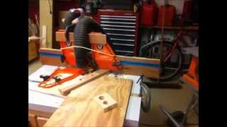 Making Dowels On My Router Table