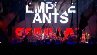 Gorillaz - Empire Ants (Live @ Glastonbury 2010)