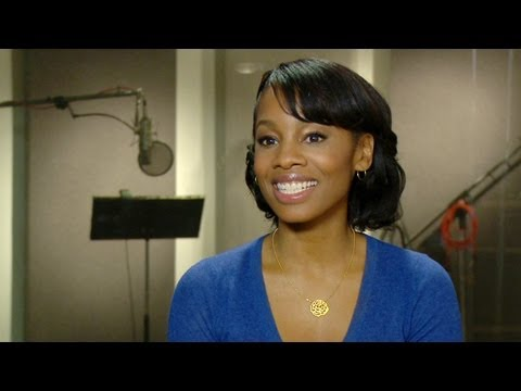 Disney Sing It - Anika Noni Rose - Behind the Scenes