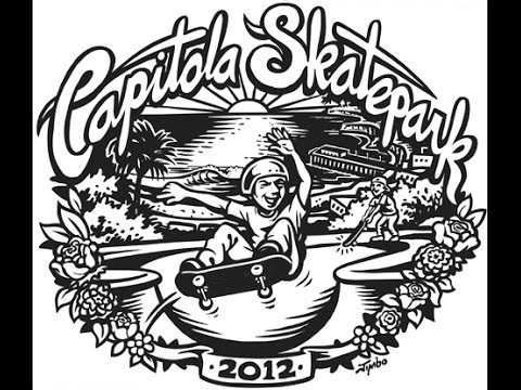 Off the Lip Radio Show - Capitola Skate Park