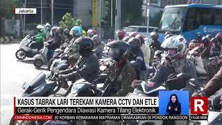 Kasus Tabrak Lari Terekam Kamera CCTV Dan ETLE | REDAKSI SORE (25/03/21)