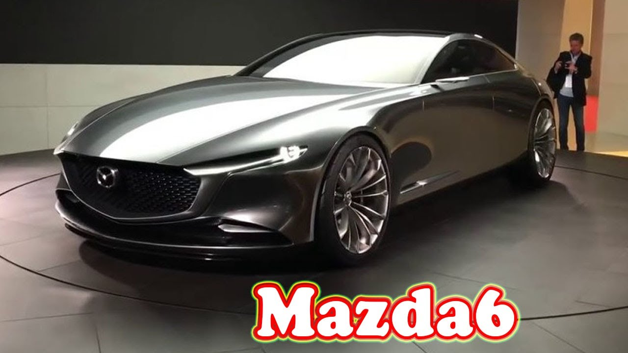 Pictures 2021 Mazda 6 Awd