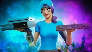 Every Death I Switch From Pc To Console In Fortnite