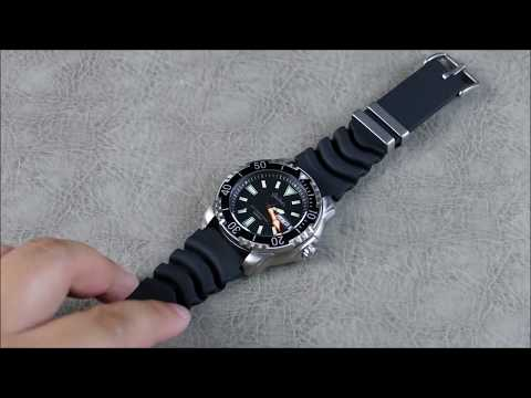 On the Wrist, from off the Cuff:  WatchGecko – GECKOTA ZD1 PRO DIVER