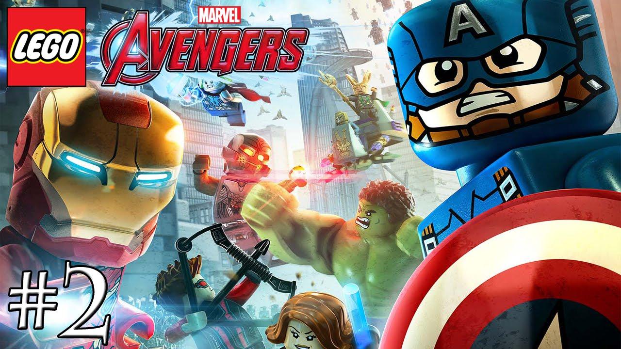 Lego Marvel Avengers Fr 1 Youtube