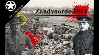 First battle of Ypres  - The battle of Zandvoorde 1914