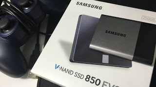 Why I Use SSD vs HDD for Faster Video Editing | Samsung T3 SSD and 850 EVO