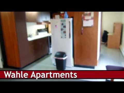Wahle Apartments Tour - Central Washington University