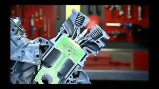 Физика 8 класс. Внутреннее сгорание. Двигатель внутреннего сгорания.