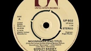 Watch Shirley Bassey Moonraker video