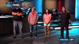 Tattoo Titans S1E1