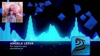 ANGELA LEIVA - Por dejarme sola - Pista musical karaoke demo - CALAMUSIC STUDIO