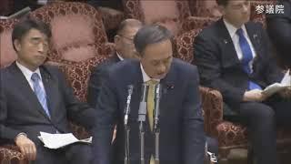 「内閣記者会への申し入れ問題」田村智子 議員 予算委員会 質疑(2019/03/22) thumbnail