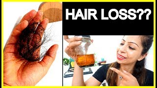 Magical Hair Oil for Hair Fall & Fast Hair Growth (100% Works) | Fat to Fab