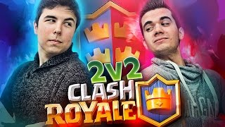 CLASH ROYALE | NUEVO EVENTO 2vs2 con Willyrex