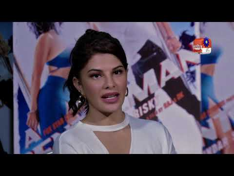 Exclusive Sidharth Malhotra and Jacqueline Fernandez Interview for A Gentleman