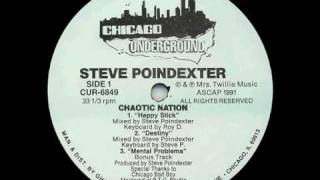 Steve Poindexter - Mental Problems (Bonus Track)