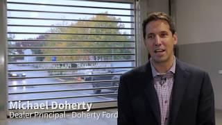 Rytec Testimonial: Michael Doherty, Dealer Principal of Doherty Ford