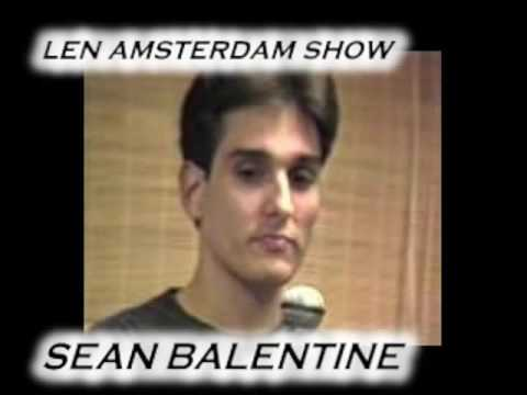 Len Amsterdam Radio Show Open Mic Night