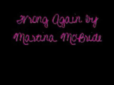 Wrong Again By Martina McBride