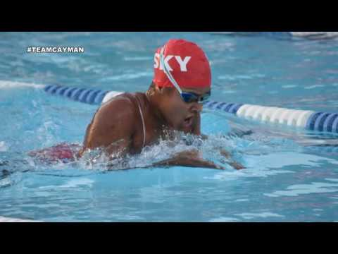 Alison Jackson: Team Cayman profile XXI Commonwealth Games