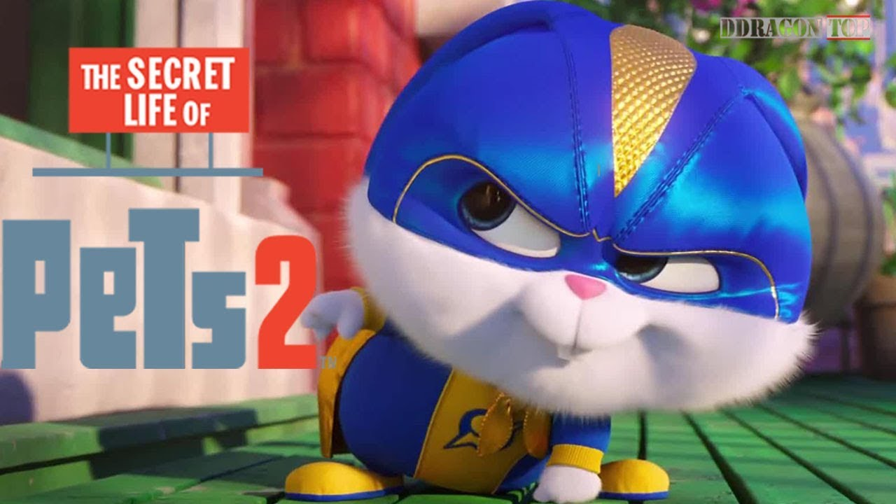 The Secret Life Of Pets 2 (2019) Cast Voices and Characters Max, Snowball, Gidget - Movie Actor