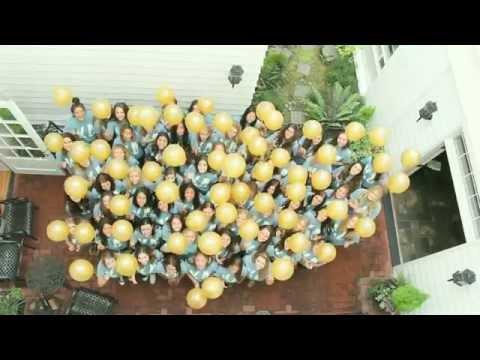 Kappa Delta University of Washington Recruitment Video 2014