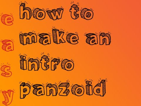how to edit+change colors in panzoid!