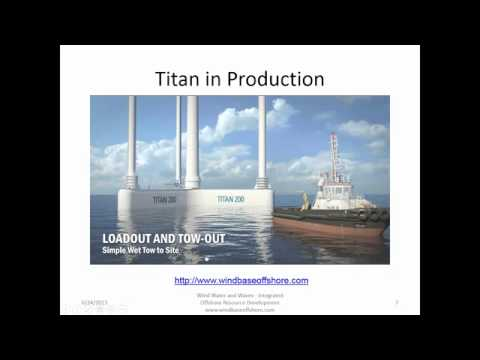 Offshore Wind Water Production Webinar