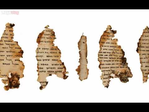 """Encuentran Pergamino bíblico en la """"Cueva del Horror""""  en Israel"""