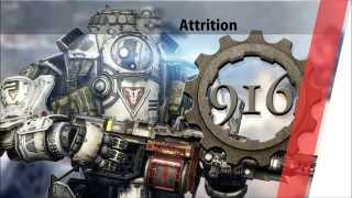 Group 916 // Attrition - Single