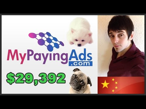 Easy Earning Money Business From Home On The Internet - My Paying Ads Proof