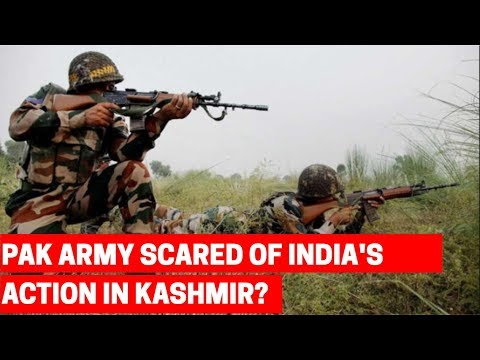Is Pakistan scared of Indian army action in J&K's Keran sector?
