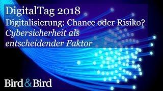 Digitalisierung: Chance oder Risiko? - Cybersicherheit als entscheidender Faktor