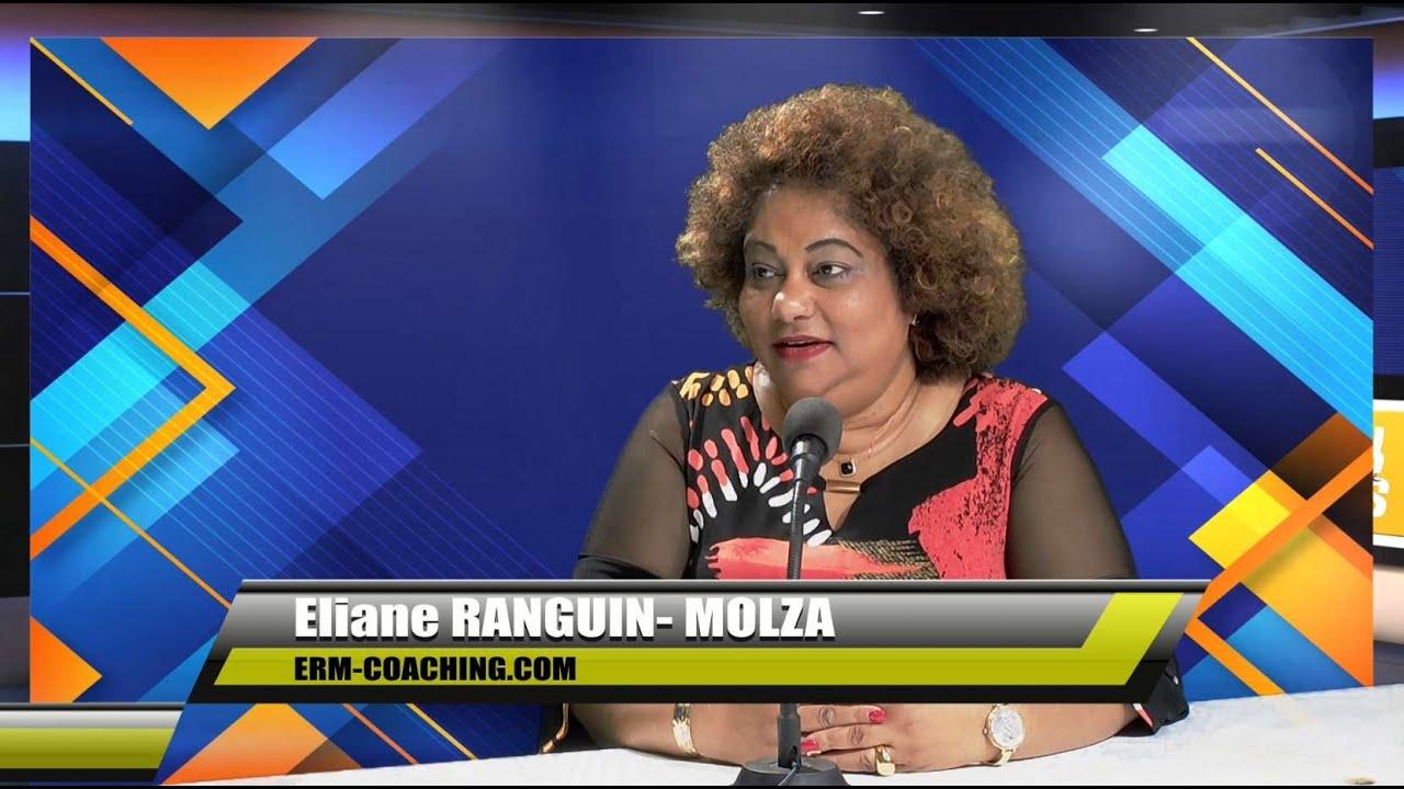 Eliane RANGUIN-MOLZA est l'invité sur ETV dans l'émission Raphaëlle est là !