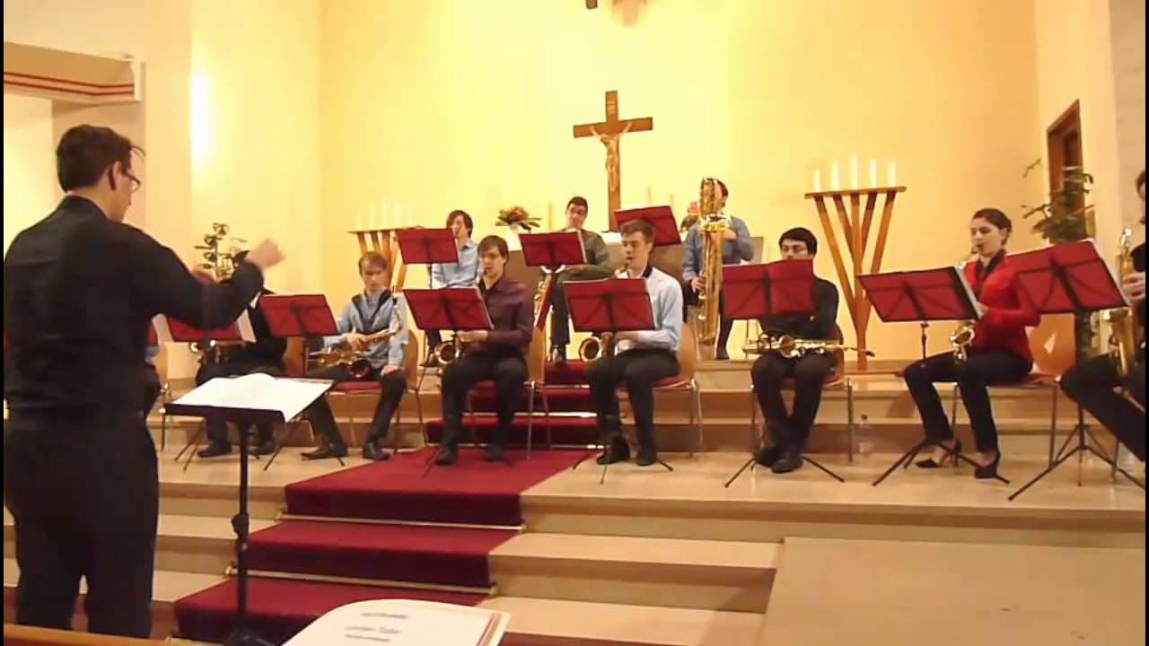Ensemble de Saxophones du Cnservatoire de Strasbourg
