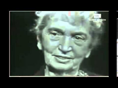 VERY REVEALING Margaret Sanger Interview MUST SEE ! PLANNED PARENTHOOD