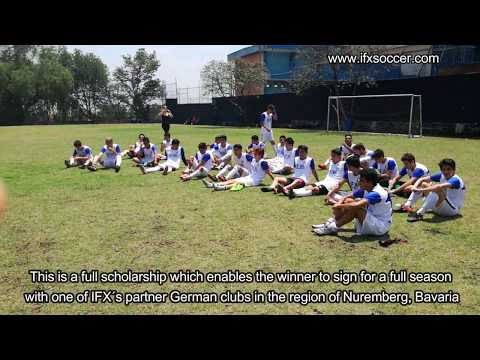 Mexico Scouting Camps 2017 ENG
