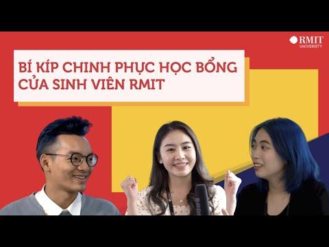 Sinh viên RMIT bật mí bí kíp chinh phục học bổng
