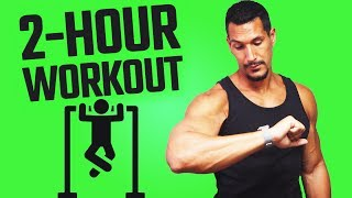 My FULL Workout Routine (Is 2 Hours Too Much?)