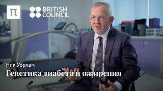 Генетика диабета и ожирения — Ник Уорхам