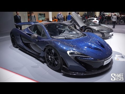 What Cars at the Geneva Motorshow Would I Like to Buy?