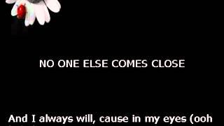 NO+ONE+ELSE+COMES+CLOSE+KARAOKE