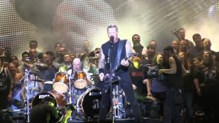 "Metallica- ""Whiskey in the Jar"" (Thin Lizzy cover) in 1080p @ Lollapalooza 8-1-2015"