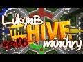 LukynB, MájaV | Minecraft minihry | E08 - The Hive | PC CZ/SK | 720p | 60fps