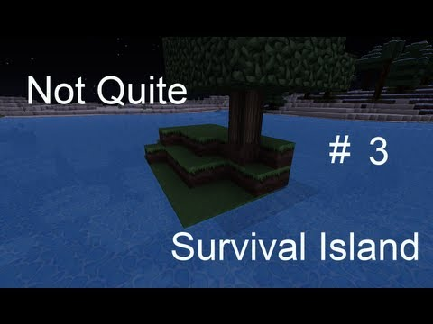 Not Quite Survival Island Part 3: Out Of Our Control
