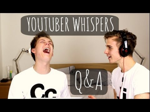 Youtuber Whispers Q&A With Caspar from YouTube · Duration:  5 minutes 19 seconds