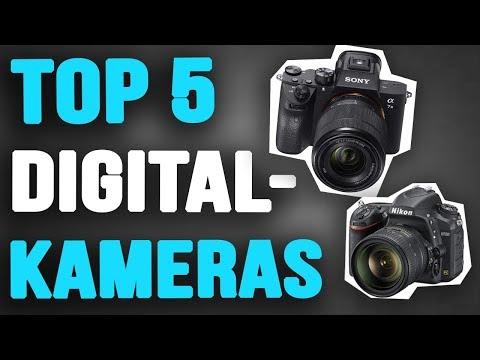 Beste Digitalkamera 2019 -TOP 5 -Test- 500 bis unter 2000 Euro Digitalkameras Systemkamera kaufen