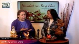 """4-""""Navidad con Feng Shui"""" - Todo Esta Bien con Leti Nery"""