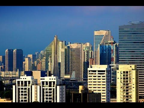 São Paulo City Brazil